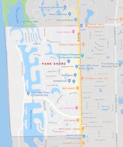 park-shore-real-estate-map-naples-fl