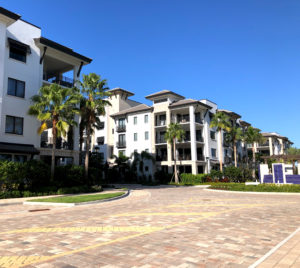 Naples Square Condos located in downtown Naples FL