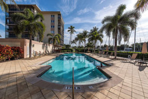 the Pool at 2170 Gulf Shore Blvd
